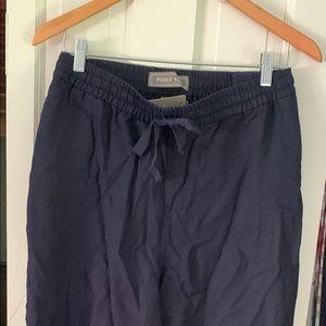 NWT J Crew Point Sur Linen Pants